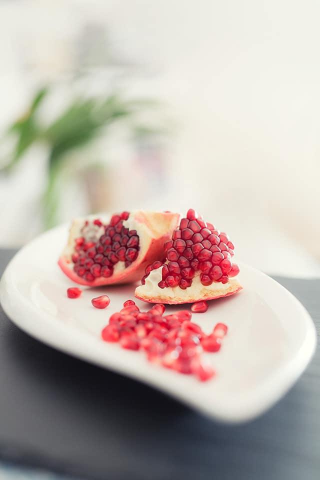 Der Granatapfel – schön und gesund