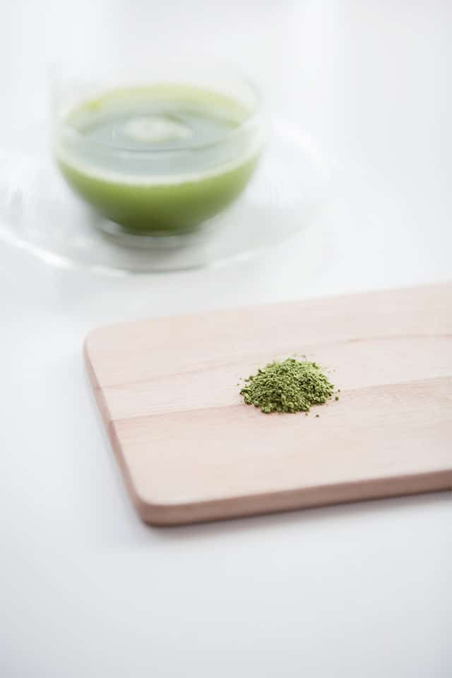 Matcha Tee – mein grüner Energiekick!