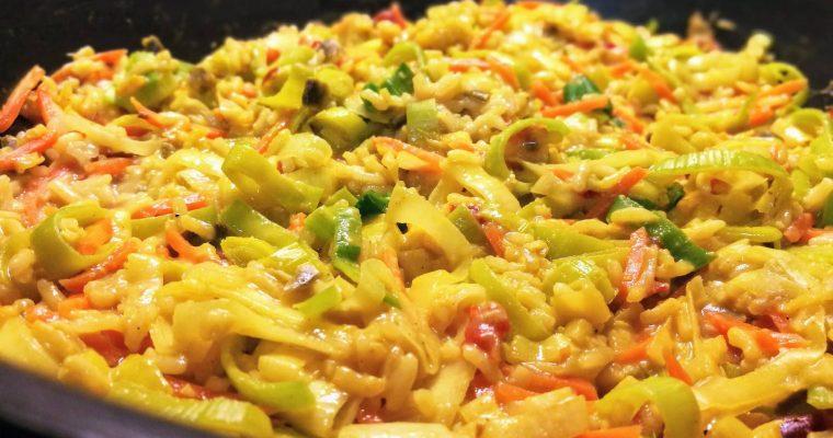 Veganes Thai Curry – lecker und extrem gesund!
