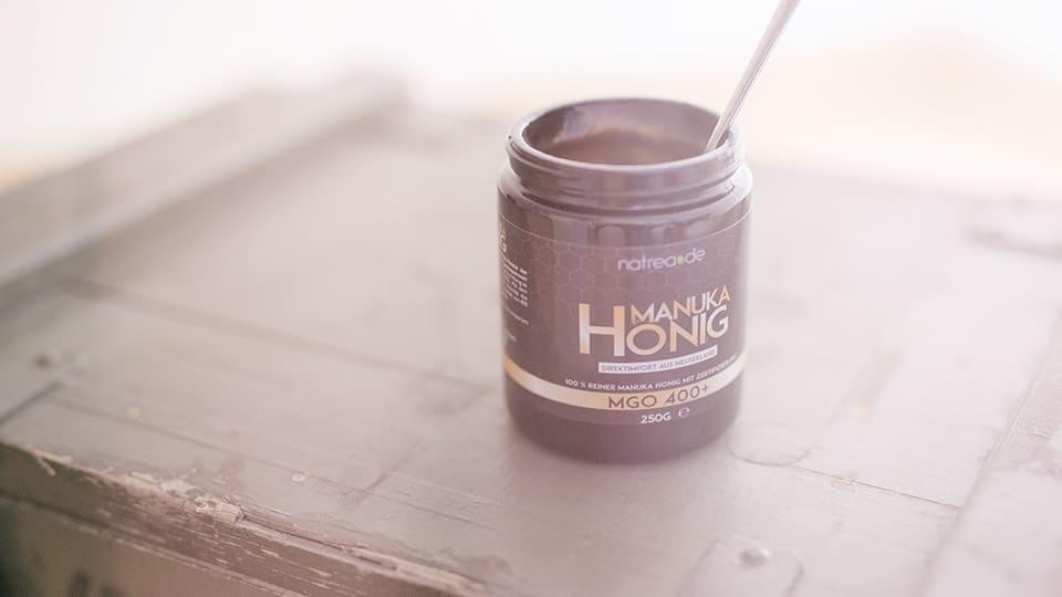 Manuka Honig – das offenbar wirksamste Bienenprodukt