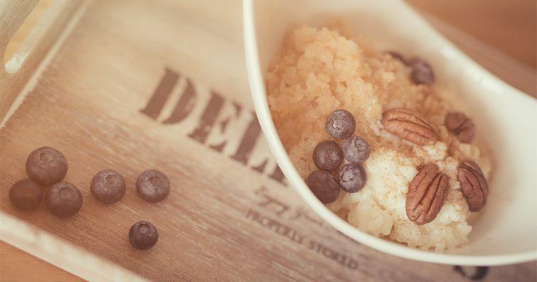 Veganer Milchreis – ein echtes Soulfood