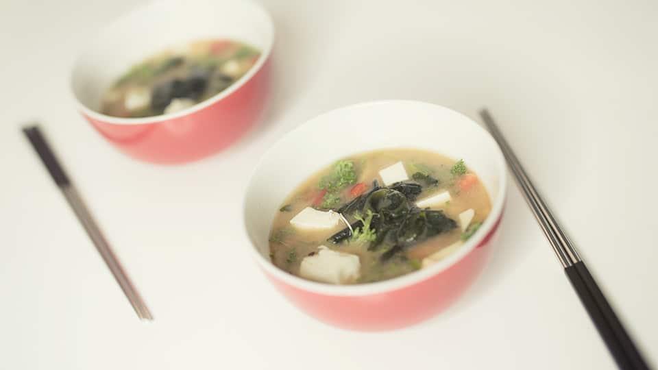 Miso Suppe – eine traditionelle japanische Spezialität