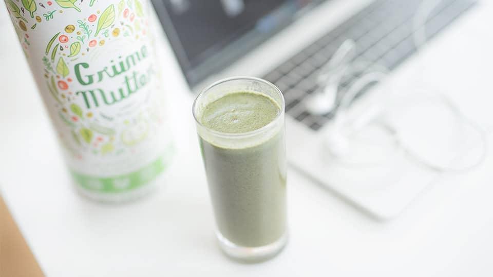 Alle wichtigen Greens in einem Shake – super einfach und lecker
