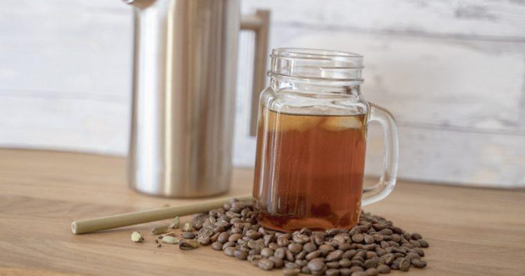 Cold-Brew-Coffee – gesünder als heißer Kaffee