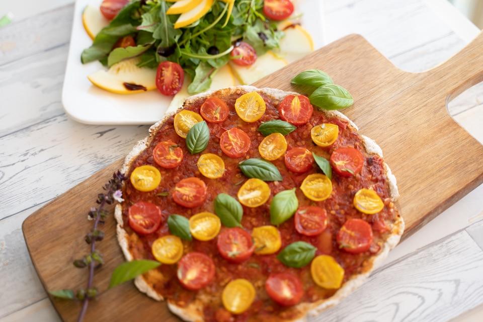 Glutenfreie Pizza – gesund und lecker