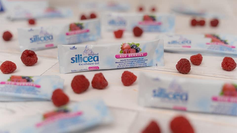 Silicea-Gel für Haut, Haare, Bindegewebe und Nägel