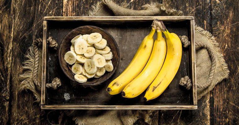 Bananentee – was taugt das Hausmittel bei Schlafstörungen?