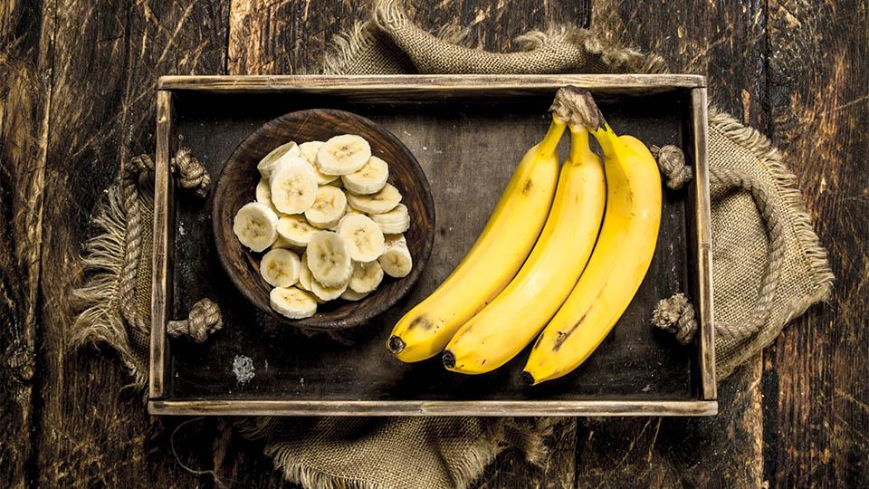 Bananentee – das natürliche Mittel bei Schlafstörungen