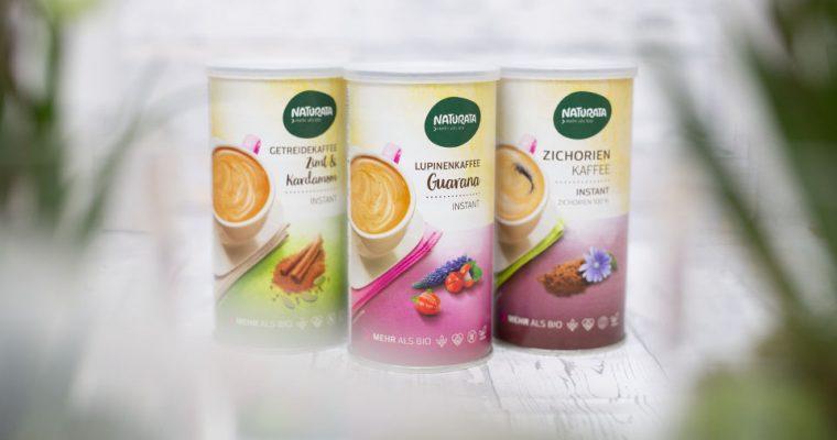 Koffeinfreie Kaffeealternativen von Naturata