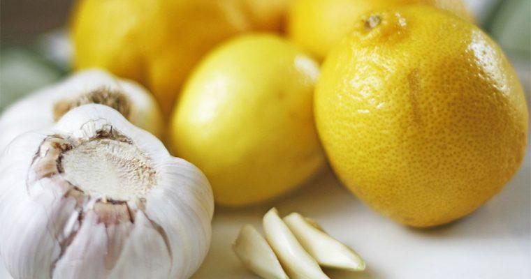 Die Knoblauch – Zitronen – Kur und wie sie funktioniert