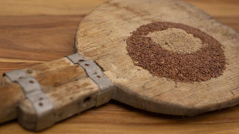 Leinsamenmehl – ein hervorragendes glutenfreies Mehl