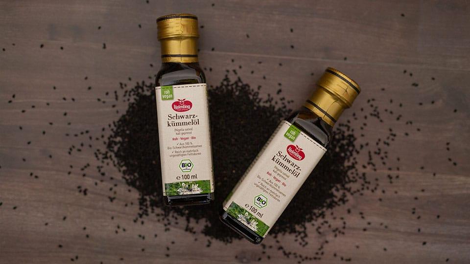 Schwarzkümmelöl als Gewürz und Heilpflanze