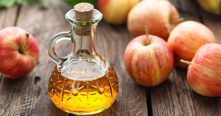 Apfelessig bei Halsschmerzen und Heiserkeit