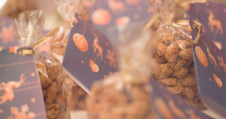 Gebrannte Mandeln selber machen