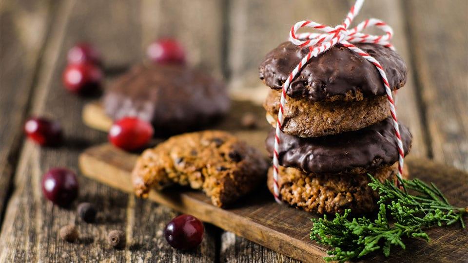 Lebkuchen Rezept – ohne Zucker und glutenfrei
