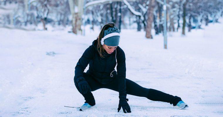 Outdoor Fitness im Winter – raus und glücklich sein