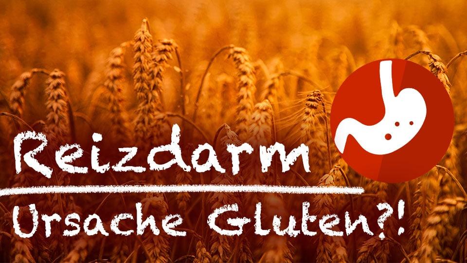 Reizdarm – Gluten kann Ursache sein