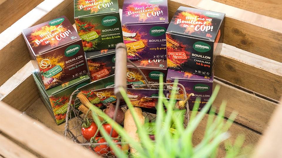 Kulinarische Weltreise mit Bio Bouillon von Naturata