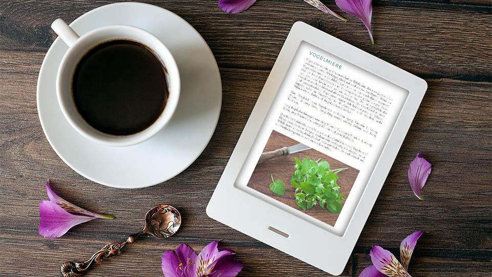 moderne kraeuterhexe tablet