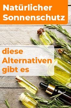 Sonnenschutz alternative