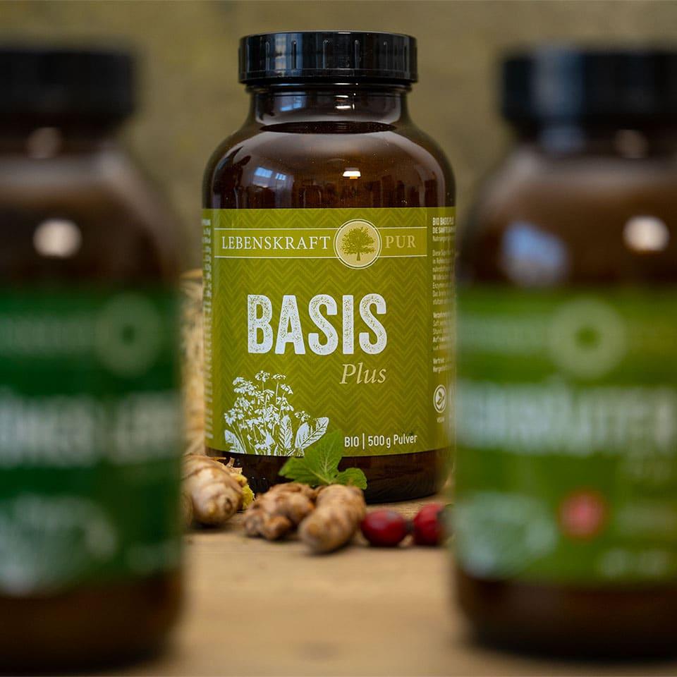 Bio Basis Plus von Lebenskraft pur