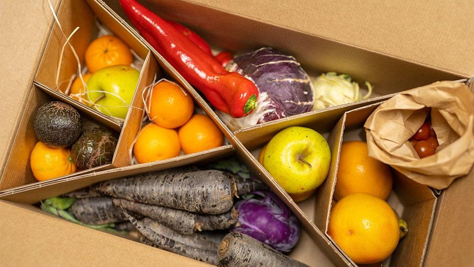 Rette Bio Lebensmittel mit der Biokiste von etepetete