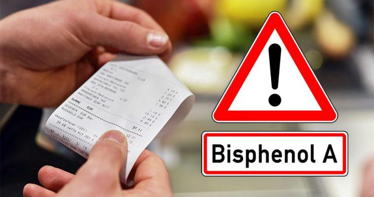 Gefährliches Bisphenol A (BPA) in Kassenbons, Konserven und Zahnfüllungen