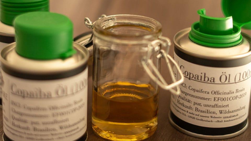 Copaiba Öl
