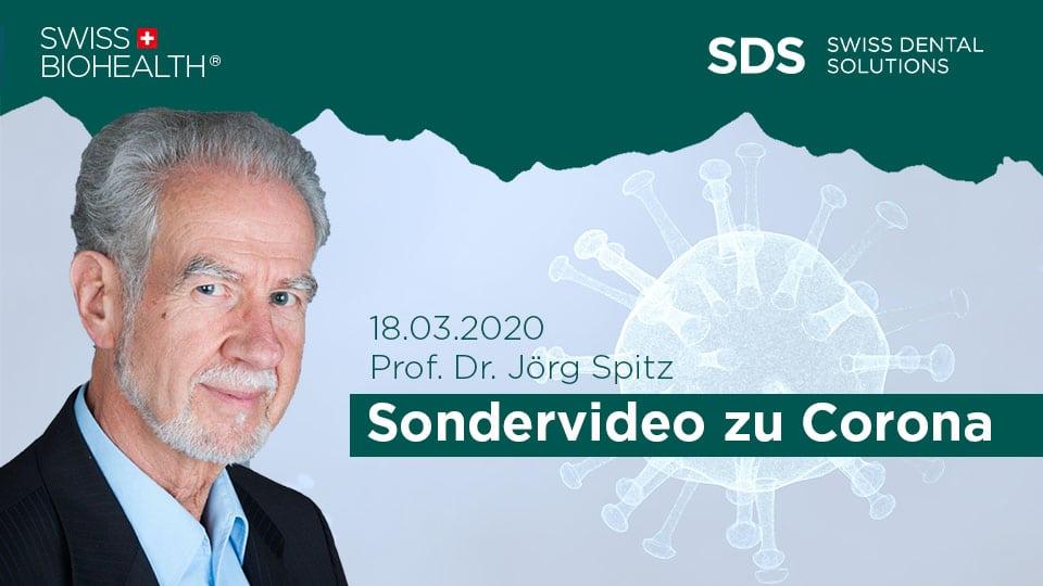 Prof. Dr. Spitz schätzt die aktuelle Lage zum Coronavirus ein