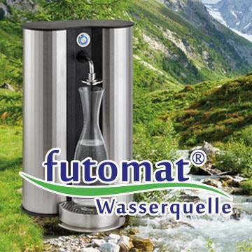 futomat wasserspender