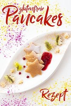 Glutenfreie Pancakes Rezept