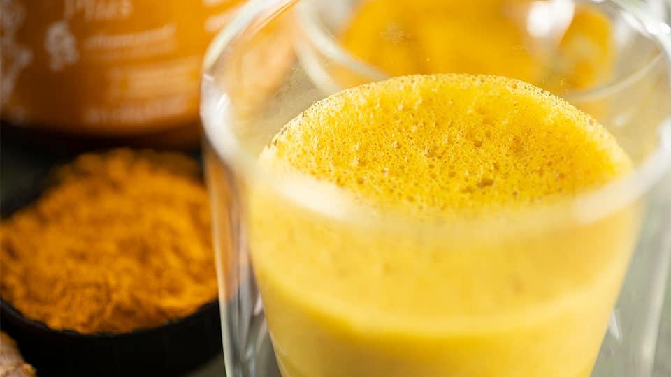 Goldene Milch selbstgemacht