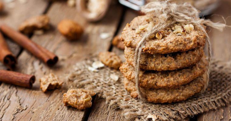 Haferplätzchen – die gesunde Alternative mit nur drei Zutaten