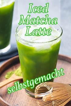 iced matcha