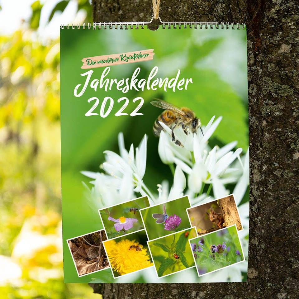 Der Kräuterkeller Jahreskalender 2022