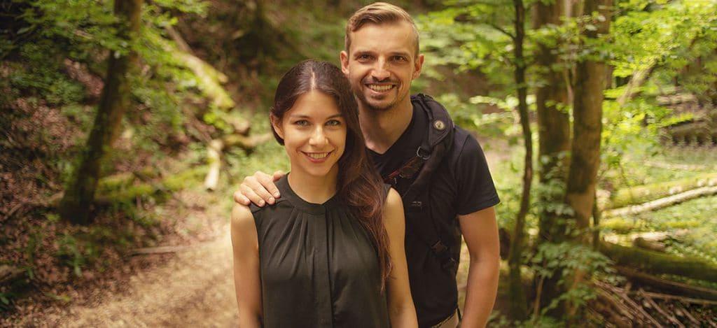 Sandra und Alex von Kräuterkeller