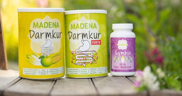 Unterstützung für deinen Darm mit der Madena Darmkur – inkl. Gewinnspiel