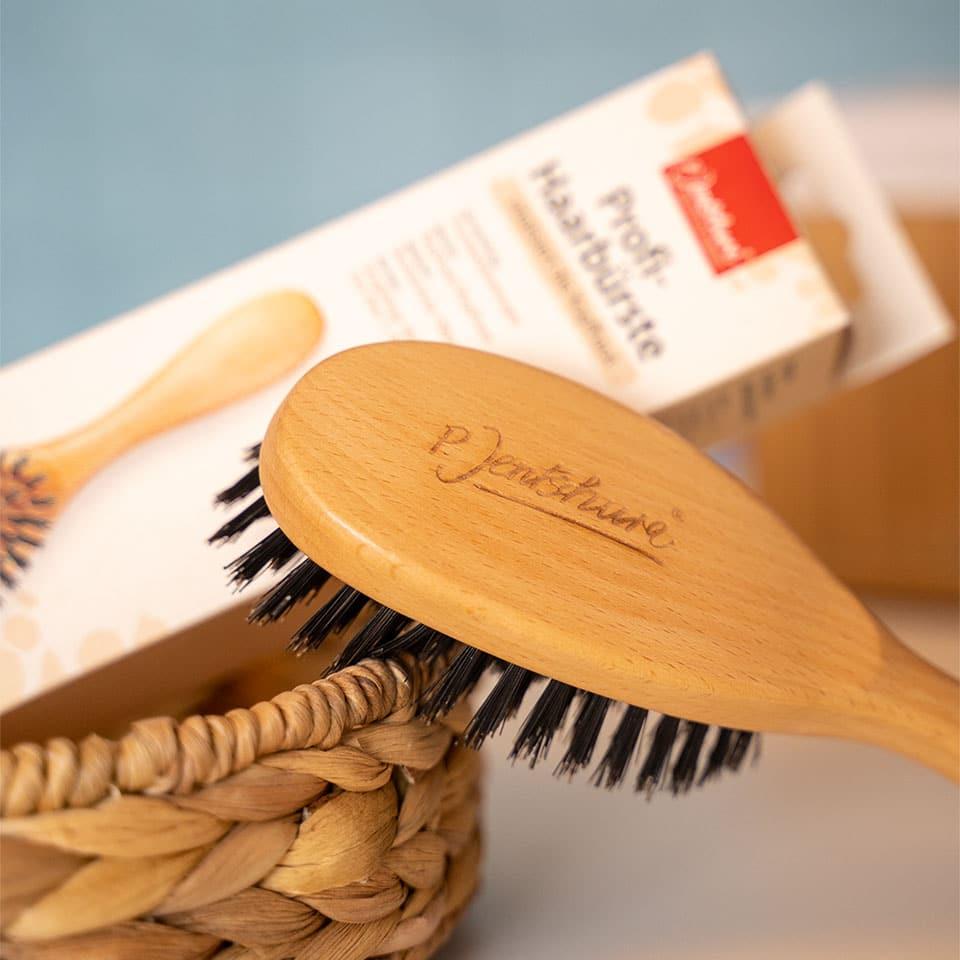 Basische Haarpflege mit P. Jentschura