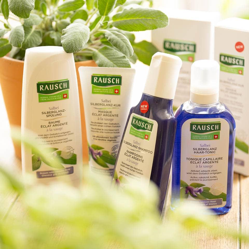 Die Salbei Produkte von Rausch