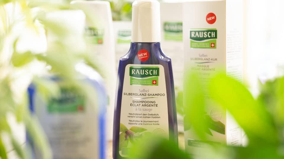 Salbei Silberglanz Shampoo von Rausch