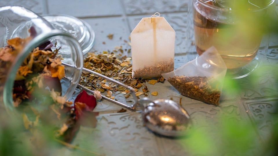 Wie gefährlich sind Teebeutel?