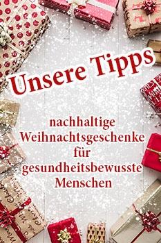 Tipps für Weihnachtsgeschenke