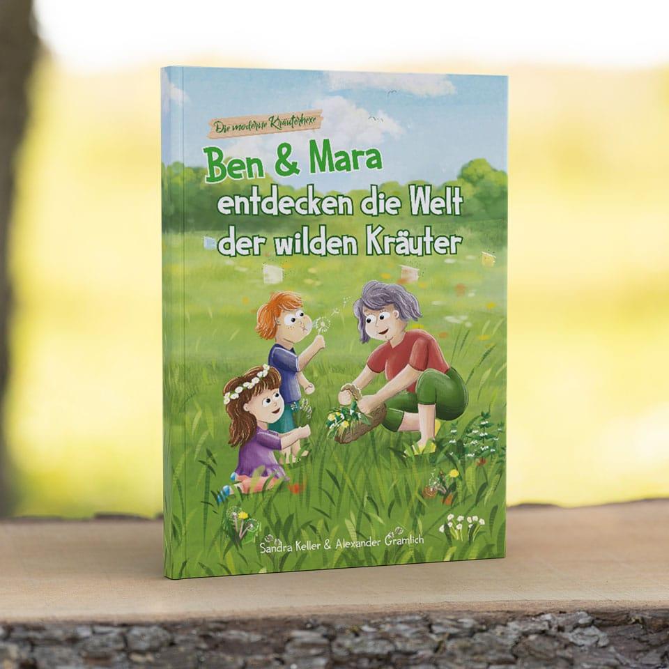 Entdeckerbuch für Kinder