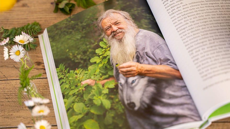 Der Autor Wolf - Dieter Storl