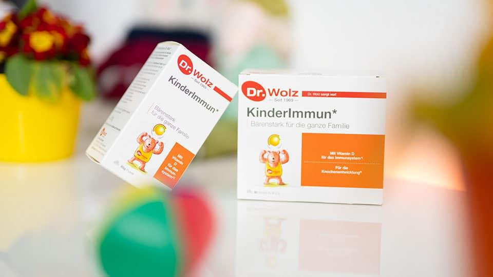 KinderImmun von Dr. Wolz
