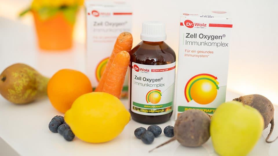 Zell Oxygen Immunkomplex von Dr. Wolz