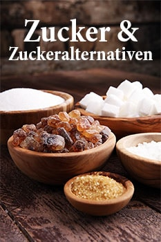 zuckeralternativen